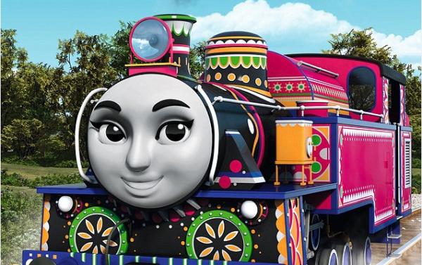 Thomas e seus amigos O Leao de Sodor - YouTube