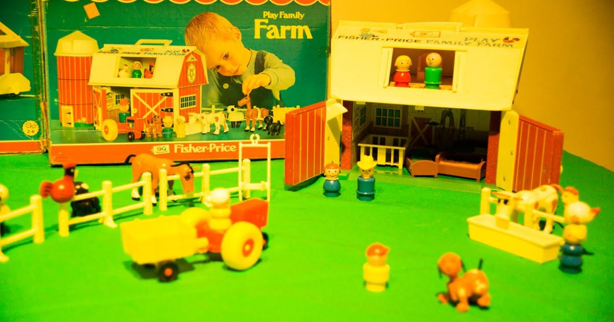 Play Toys For Grown Ups : Ireland has a brilliant new retro toy museum for kids and