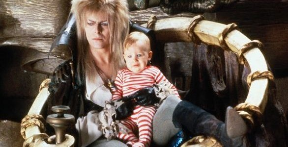 Baby in Labyrinth honours David Bowie by recreating 'Magic ...