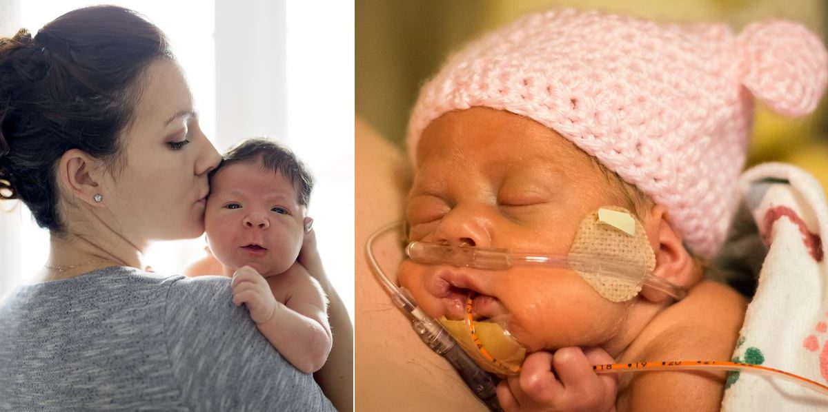 This Hospital Hires Special Cuddlers To Help Tiny Babies