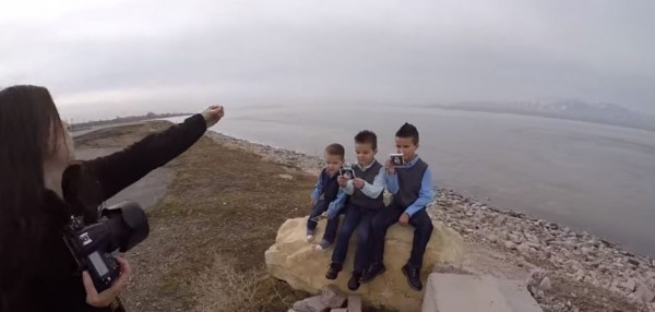 This Gender Reveal Involves A Drone A Gopro A